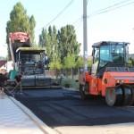 В Белгород-Днестровском идет плановый ремонт дорог