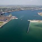 В Ильичевском порту дождались гиганта-рудовоза