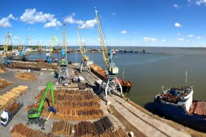 В Белгород-Днестровском порту ждут молдавского зерна
