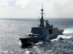 СБУ напугала французских военных моряков