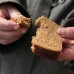 Одесситы снова вышли на акцию протеста против подорожания хлеба