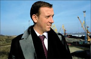 Директор Ильичевского порта покинул страну