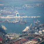 В Одесском порту контейнеры будут взвешивать бесплатно