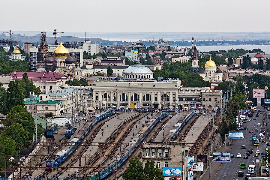 Одесские достопримечательности