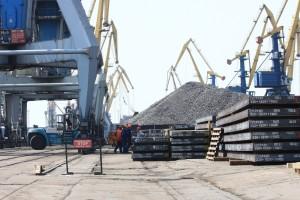 Уголь из ЮАР прибыл в Ильичевский порт