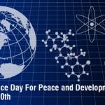 Всемирный день науки во имя мира и развития