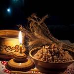 Украинцы празднуют Сочельник