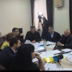Заседание комиссии по здраву в Одесском Облсовете