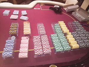 Подпольное казино в Одессе