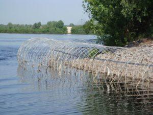 В украинских реках недостаток воды