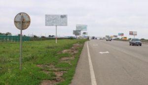 Проверка законности установки рекламных конструкций на территории Одесской области .