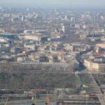 Парки на склонах Приморского бульвара