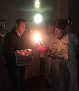 Благодать жителям сел Одесской области.