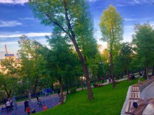 В красавице Одессе