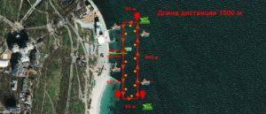 Большой заплыв в Одессе