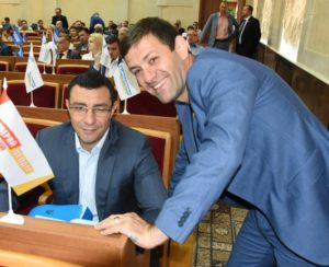 Развитие олимпийских видов борьбы в Одесской области