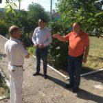 Одесская область: благоустройство амбулатории и строительство детской площадки