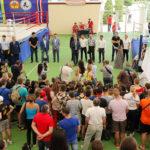 В Одессе борются за места в Национальной сборной Украины