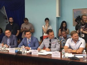 Снижение преступности на Одесщине
