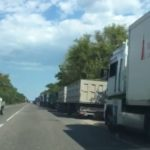 Готов ли к взвешиванию  крупногабаритный транспорт при въезде в Одессу?
