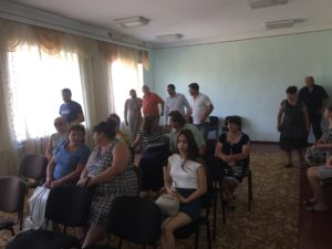 Благоустройство ряда социальных объектов в Одесской области