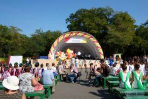 Музыкальная «Ракушка» принимает гостей: фестивальная жизнь Одессы в разгаре