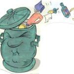 Халатность одесских мусоросборных компаний
