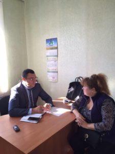 Жители сел Одесской области обращаются за решением социально-важных вопросов