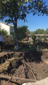 Аварийно-коммунальная беда атаковала поселок в Одесской области