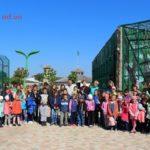 Дети из сел Одесской области снова побывали в Биопарке