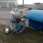 Одесситы стали сортировать мусор