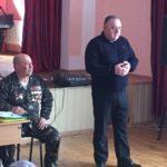 В селе Дачное поздравили ветеранов Афганской войны (ФОТО)
