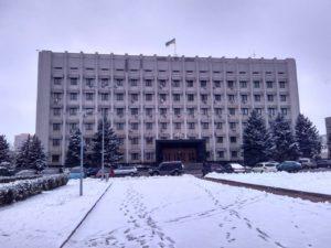 Заседание профильной комиссии проходит в Одесском облсовете