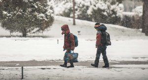 Чрезвычайная ситуация в Одесском регионе или что приносит с собой снег