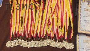 В Одесской области награждали победителей в командных видах спорта (ФОТО)