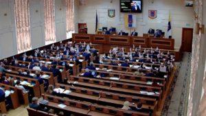 Развитие спорта Одесщины – финансирование областной программы обсуждали на сессии облсовета