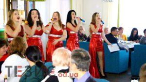 В Одесской области поздравили представительниц разных профессий (ФОТО)