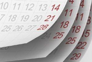 Одесситам стали известны выходные в апреле