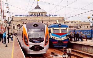 Летом из Киева в Одессу будет курсировать дополнительный Интерсити +