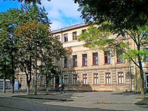 Переименование Одесского училища искусств и культуры имени К.Ф. Данькевича