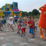 В селе Одесской области поздравляли детей