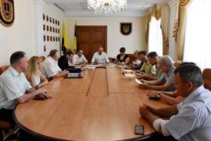 Своя символика появилась в районах и селах Одесской области