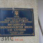 В школе Беляевского района ведутся работы по благоустройству (ФОТО)