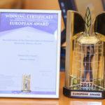 Одесса получила Международную награду