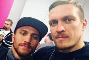 Украинские боксеры в списке лучших