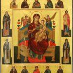 В Беляевский район доставят икону Божьей Матери