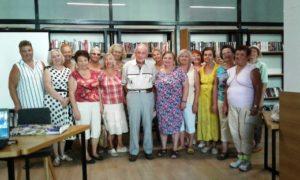 Летний лагерь для пенсионеров функционирует в Одессе