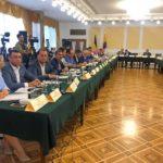 В Одессе проходит выездное заседание комитета Верховной Рады Украины (фото)