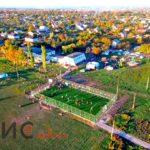 Новую спортивную площадку торжественно открыли в населенном пункте Одесской области (видео)