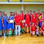 Сборная Овидиопольского района по баскетболу — призер чемпионата сельских игр Одесчины (фото)
